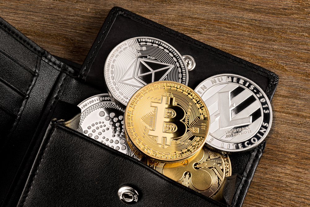 New payment option, cryptocurrency