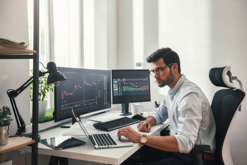 Day trading Forex Stock market Traders